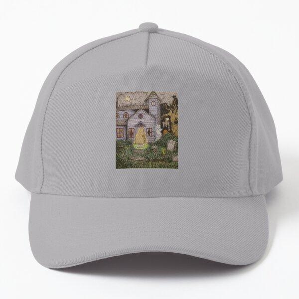 Haunted House  Perfect Gift Baseball Cap