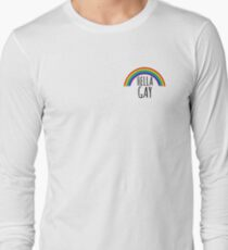 Hella Gay Long Sleeve T-Shirt
