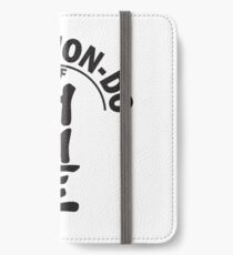 Vinilo o funda para iPhone ITF Taekwondo Tree
