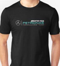 mercedes f1 team T-Shirt