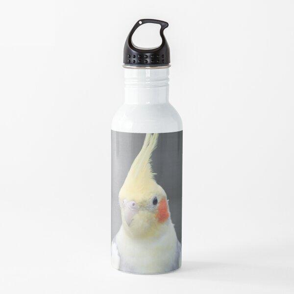 Cockatiel Closeup Water Bottle