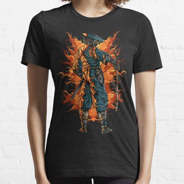 Oni ronin mecha samurai Essential T-Shirt