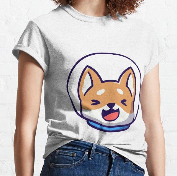 Laughing Shiba inu Classic T-Shirt