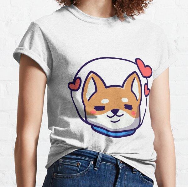 Lovely Shiba inu Classic T-Shirt
