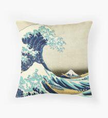 Die große Welle vor Kanagawa Dekokissen