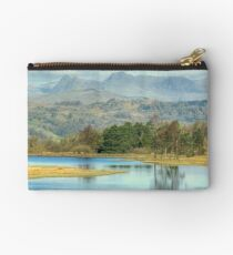 The Langdale Pikes from Wise Een Tarn Studio Pouch