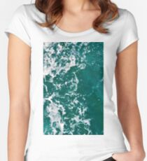 Emerald Women's Fitted Scoop T-Shirt