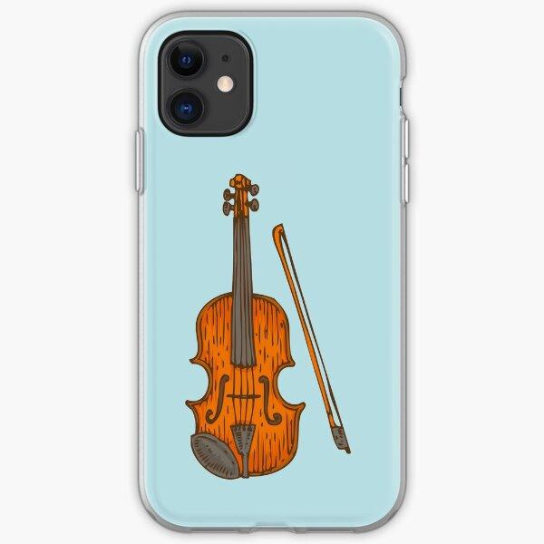 Fiddle iPhone Soft Case
