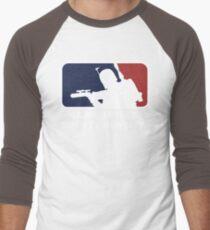 Major League Bounty Hunters Men's Baseball ¾ T-Shirt