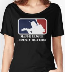 Major League Bounty Hunters Women's Relaxed Fit T-Shirt