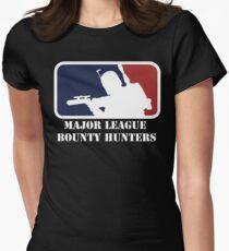 Major League Bounty Hunters Women's Fitted T-Shirt