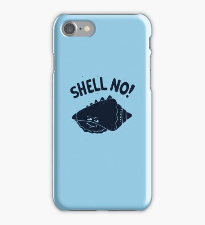(S)HELL iPhone Case/Skin