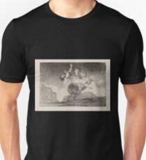 Francisco de Goya   El caballo raptor The Horse Abductor T-Shirt