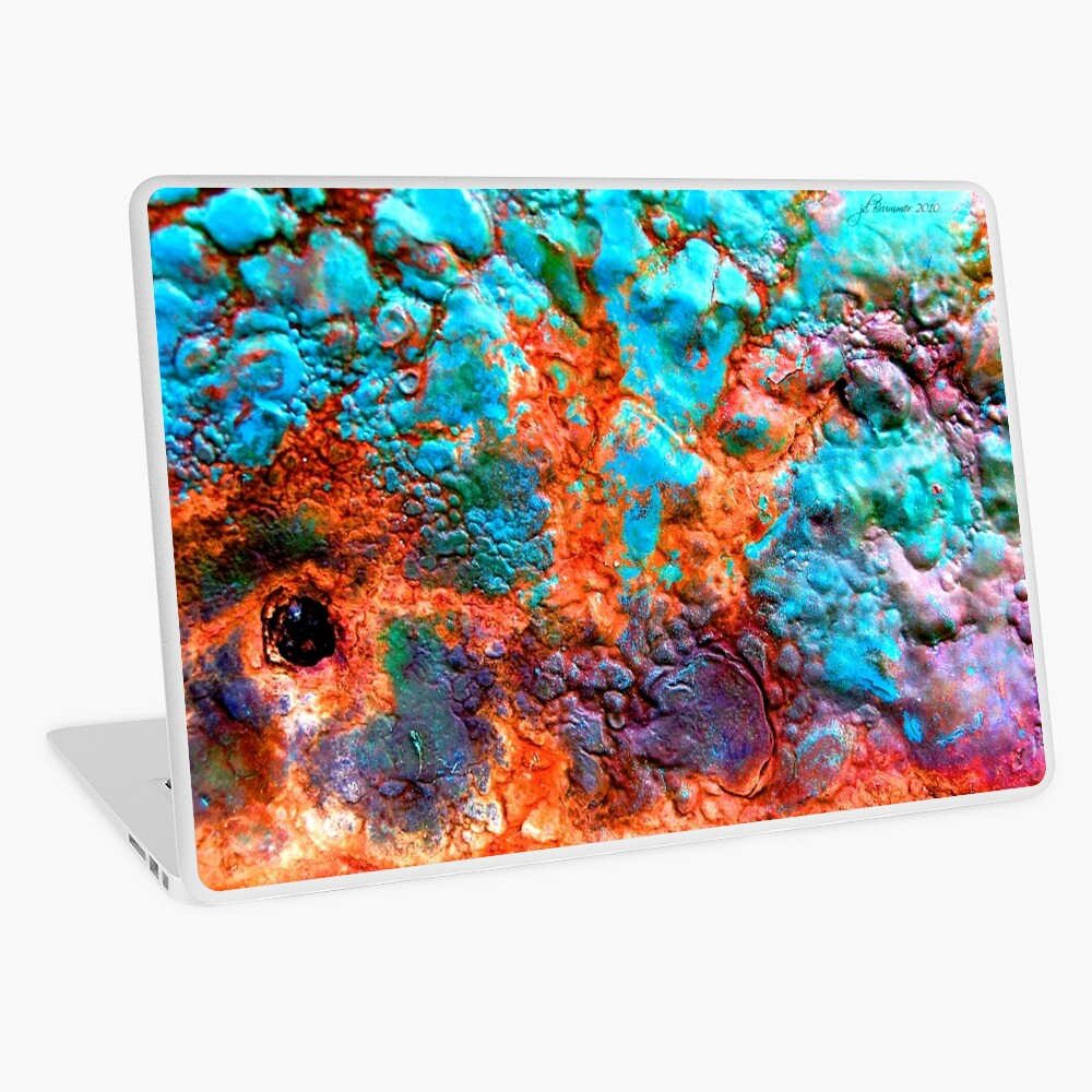 The Sea Dragon Laptop Skin