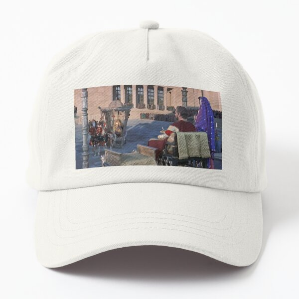 Solomon and Sheba classic Dad Hat