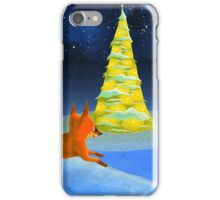 little foxy iPhone Case/Skin