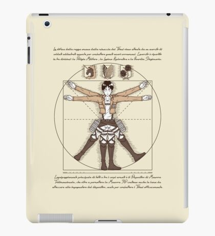 Vituvian Trainee iPad Case/Skin