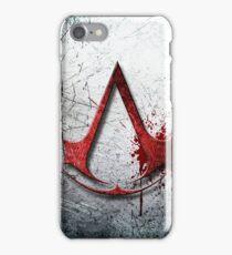 assassin symbol iPhone Case/Skin