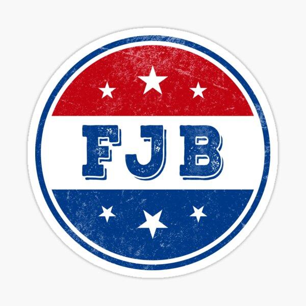 FJB Fuck Joe Biden F Biden Sticker