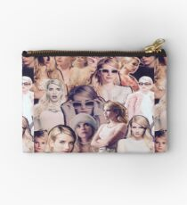 Chanel Oberlin - Emma Roberts Collage Studio Pouch