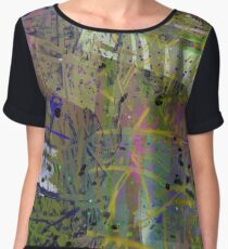 Christine is Abstract Chiffon Top
