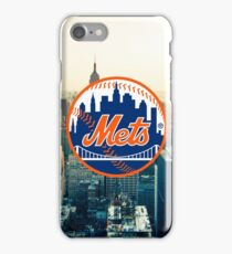 NYC Mets (Awesome) iPhone Case/Skin