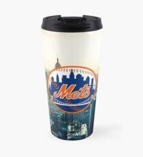 Taza de viaje NYC Mets (Impresionante)