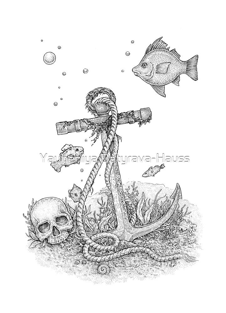 Underwater Fantasy by eugeniahauss
