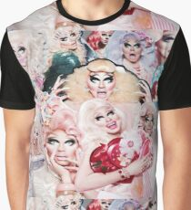 Trixie Mattel Collage Graphic T-Shirt