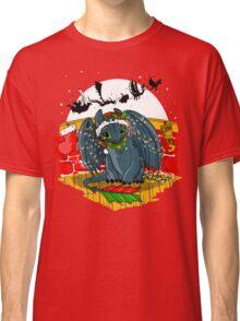 Night Fury Before Christmas Classic T-Shirt