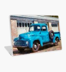 Truck - An International old truck Laptop Skin