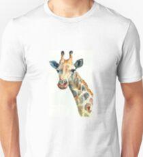 plain giraffe my digital art T-Shirt
