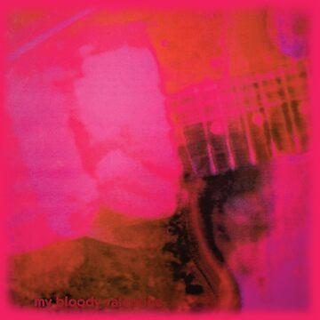 My Bloody Valentine - Loveless (Women's t-shirt edition) by edumisilva