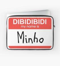 SHINee Minho Namensschild Laptoptasche