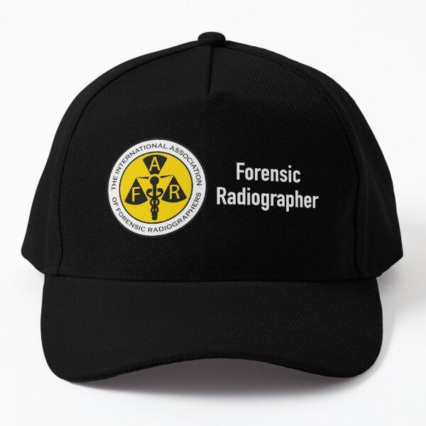 IAFR Forensic Radiographer Baseball Cap