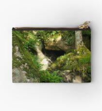 Sunlight waterfall Studio Pouch