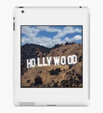 Hollywood #2 iPad Case/Skin