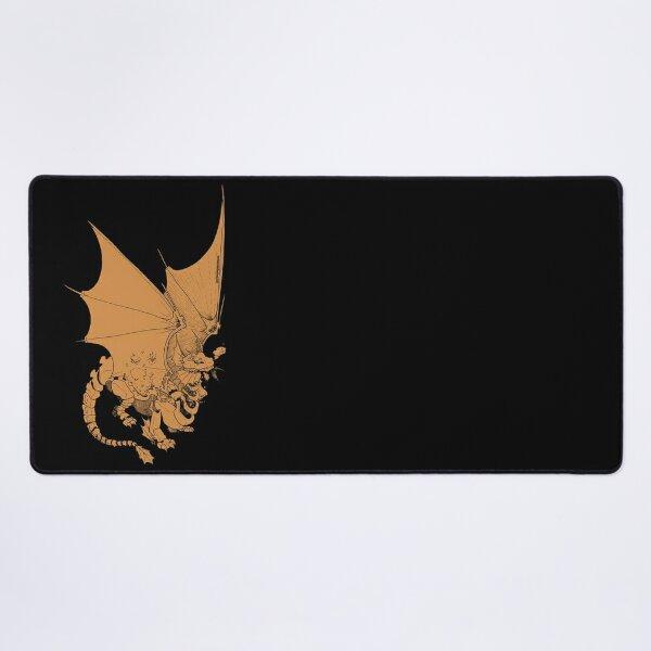 Dragon Steampunk Tapis de souris XXL