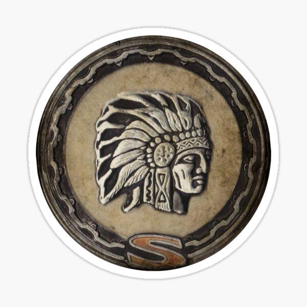 Emblème en chef Jeep Cherokee Sticker