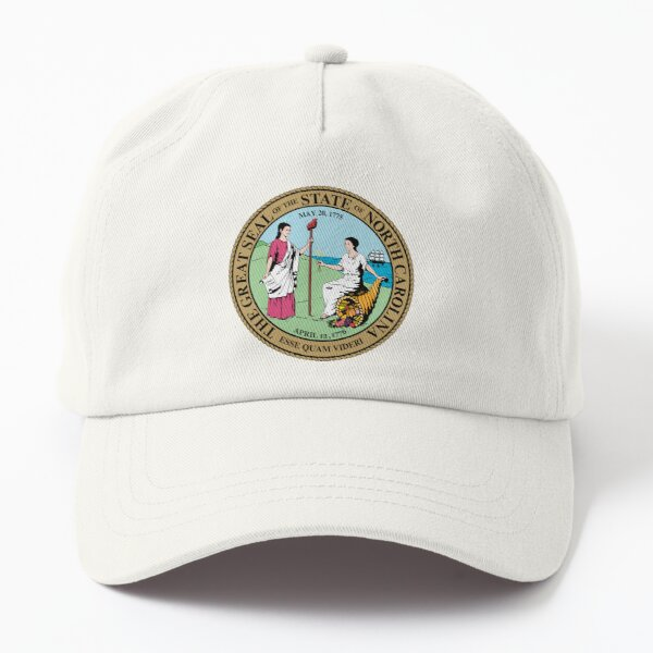 Seal of North Carolina Dad Hat
