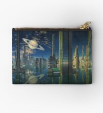 Cities of Tomorrow-Scariss Studio Pouch