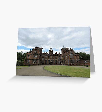 Aston Hall Greeting Card
