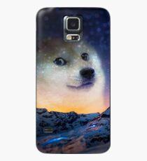 Funda/vinilo para Samsung Galaxy Doge cielo