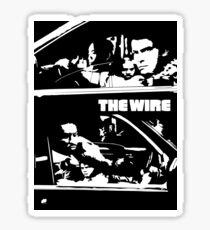 The Wire Sticker