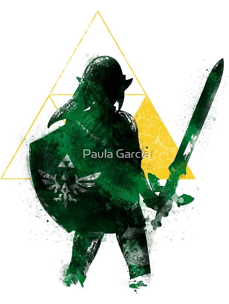 «Guard of courage» de Paula García