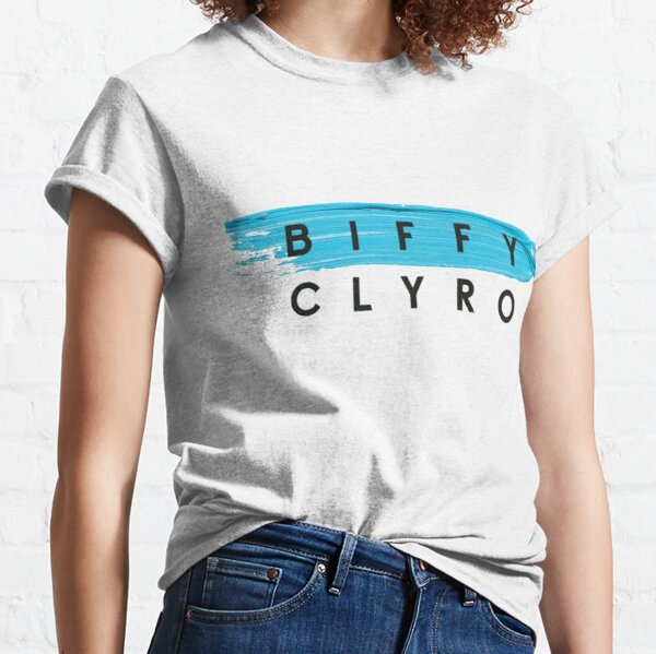 Simon Neil, Biffy Clyro s, James Johnston, Biffy Clyro, Biffy Classic T-Shirt