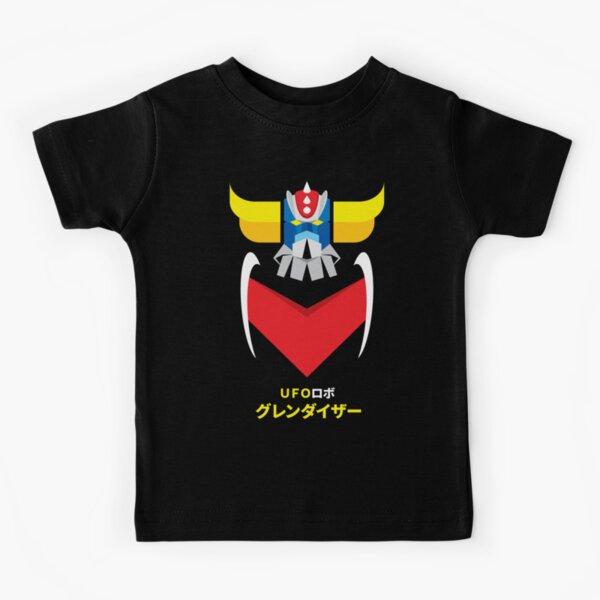 Grendizer - Couleur et écriture japonaise T-shirt enfant
