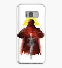 Guard of power Samsung Galaxy Case/Skin