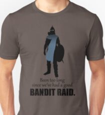 Skyrim Guard - Bandit Raid T-Shirt