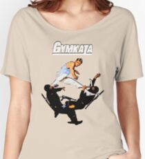 The skill of gymnastics, the kill of karate. Women's Relaxed Fit T-Shirt